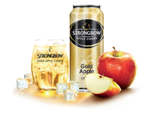 Strongbow apple web