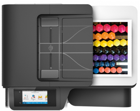 HP PageWIde Pro 477dw shora