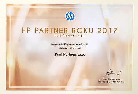 hp partner roku 2017